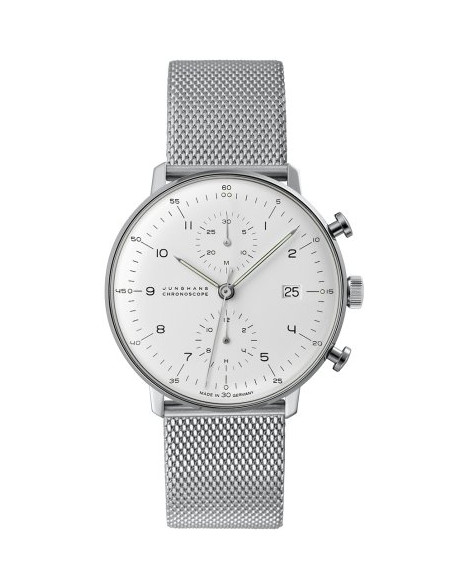 JUNGHANS MAX BILL CHRONOSCOPE Ref. Nr. 027/4003.44