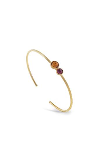 Marco Bicego Jaipur bracciale in oro giallo ref: SB83-MIX164