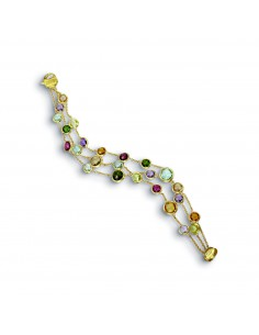 Marco Bicego Jaipur bracciale in oro giallo ref: BB1306-MIX01