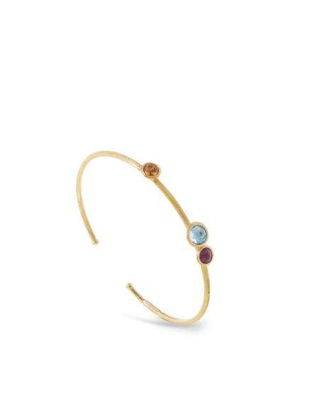 Marco Bicego Jaipur bracciale in oro giallo ref: SB84-MIX219