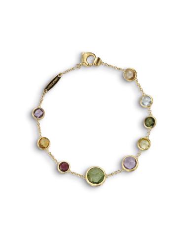 Marco Bicego Jaipur bracciale in oro giallo ref: BB1304-MIX01