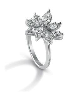 DAMIANI EMOZIONI anello in oro e diamanti - 20067794