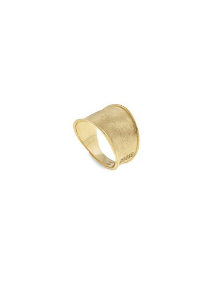 Marco Bicego Lunaria Anello in oro giallo ref: AB550