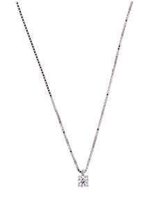 DAMIANI LUCE WHITE GOLD AND...