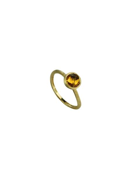 Marco Bicego Jaipur Anello in oro giallo ref: AB471-QG01