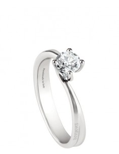 DAMIANI BEAUTY ANELLO IN ORO BIANCO 0.52 ct