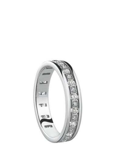 DAMIANI Belle Epoque anello in oro bianco con diamanti Ref. 20058707
