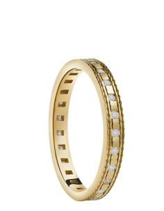 DAMIANI Belle Epoque Anello in oro giallo con diamanti Ref. 20058634