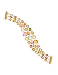 Marco Bicego Jaipur bracciale in oro giallo ref: BB2174-MIX01