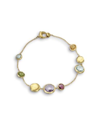 Marco Bicego Jaipur bracciale in oro giallo ref: BB1485-MIX01