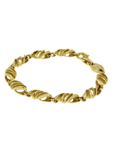 Bagalà Bracciale oro giallo ref: 50000579