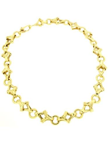 Bagalà collana oro giallo ref: 195