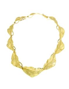 Bagalà collana oro giallo ref: 514