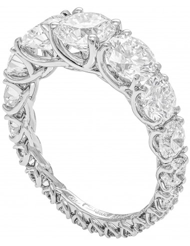 Diamond Invest collezione Grace anello oro bianco e diamante ct. 2.36
