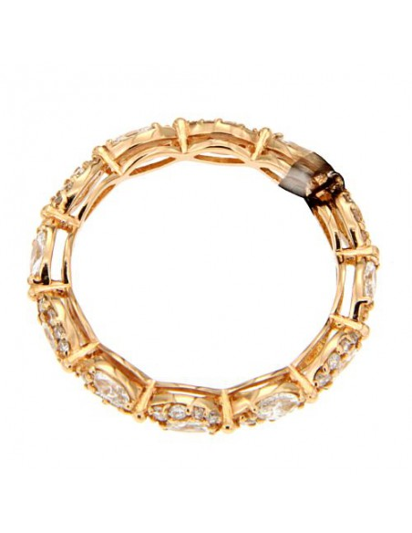DAMIANI EMOZIONI anello in oro e diamanti - 20069282