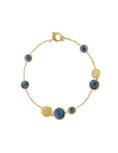 Marco Bicego Jaipur bracciale in oro giallo ref: BB1485-TPL01