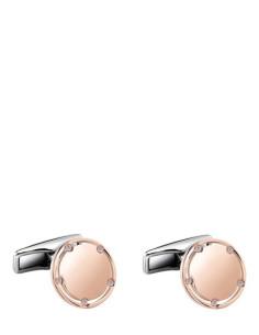 DAMIANI D-Side Gemelli in oro rosa e diamanti Ref. 20062816