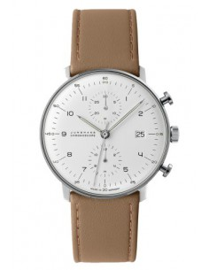 JUNGHANS MAX BILL CHRONOSCOPE Ref. Nr. 027/4502.00