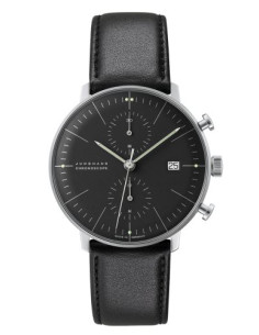 JUNGHANS MAX BILL CHRONOSCOPE Ref. Nr. 027/4601.00