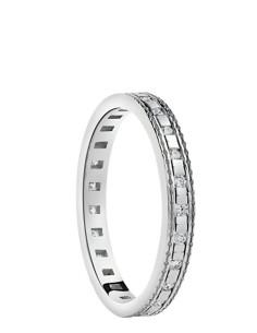 DAMIANI Belle Epoque anello in oro bianco con diamanti Ref. 20058631