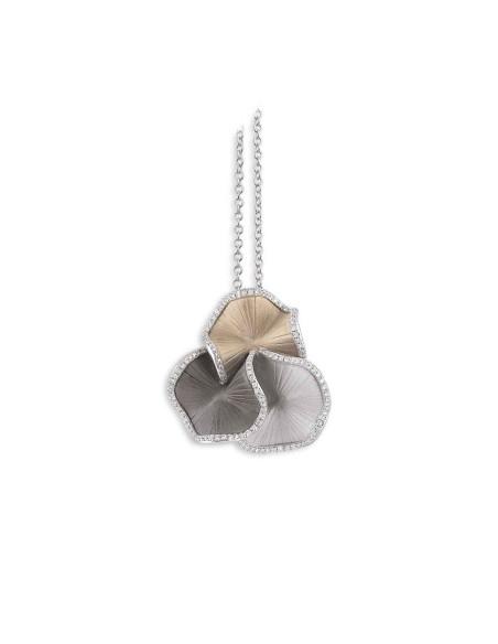 ANNAMARIA CAMMILLI SULTANA collana oro e diamanti Ref: GPE1813