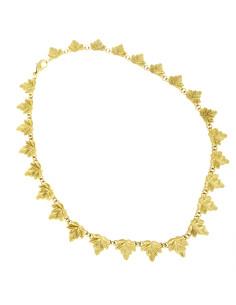 Bagalà collana oro giallo ref: 176