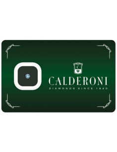 Calderoni certified diamond...
