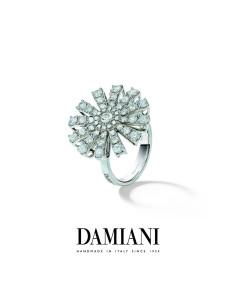 DAMIANI MARGHERITA Ring aus...