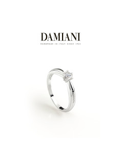 DAMIANI SEI TU RING WHITE...