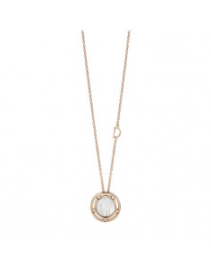 DAMIANI D-Side Necklace in...