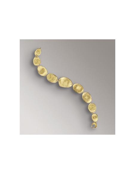 Marco Bicego Lunaria Bracciale oro giallo ref: BB1777Y