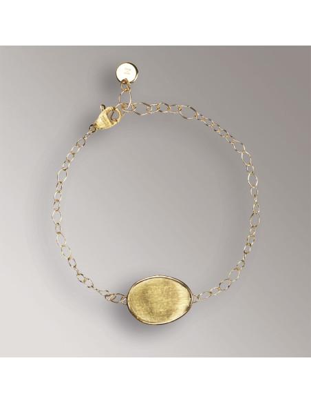 Marco Bicego Lunaria Bracciale oro giallo ref: BB1763