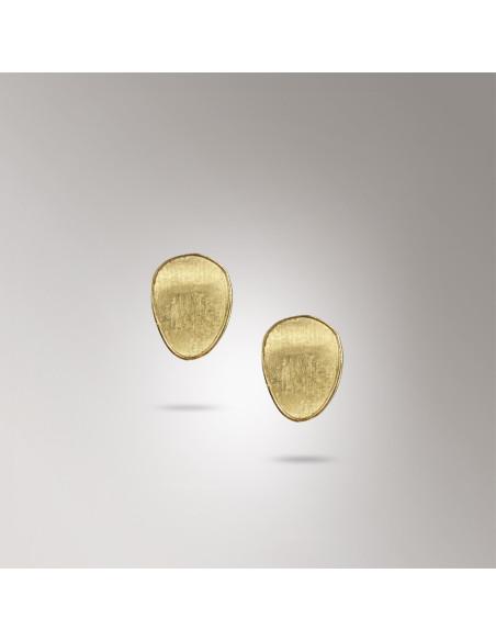 Marco Bicego Lunaria Orecchini in oro giallo ref: OB1343