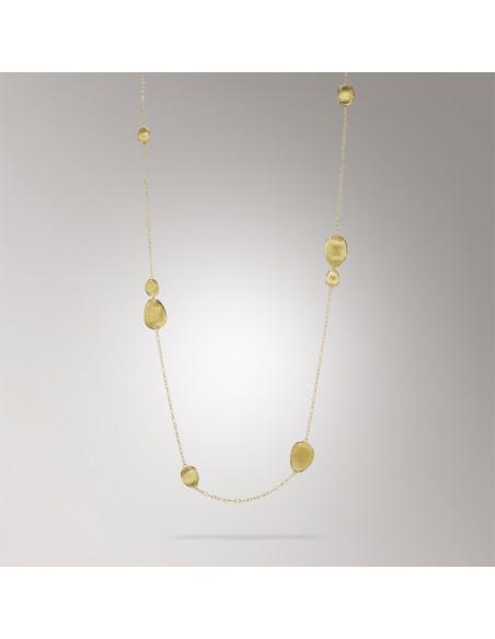Marco Bicego Lunaria Collana in oro giallo ref: CB1790