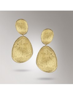 Marco Bicego Lunaria Orecchini in oro giallo ref: OB1347