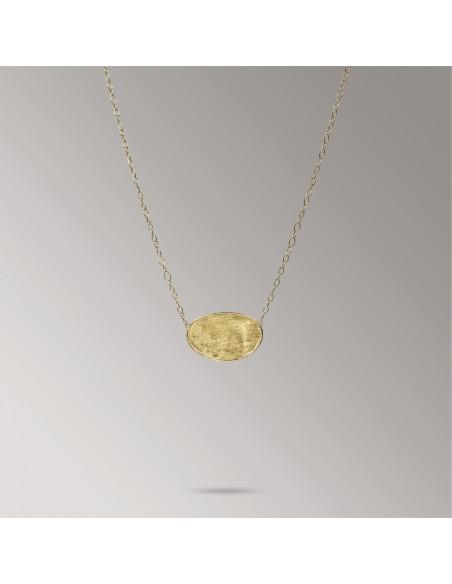 Marco Bicego Lunaria Collana in oro giallo ref: CB1768