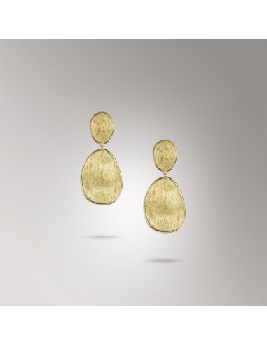 Marco Bicego Lunaria Orecchini in oro giallo ref: OB1348