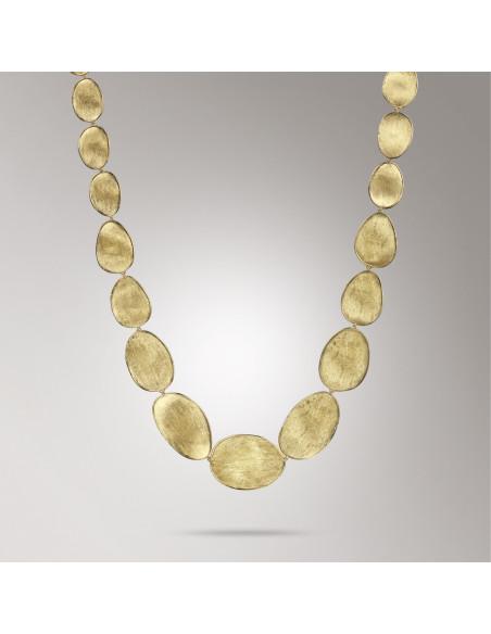 Marco Bicego Lunaria Collana in oro giallo ref: CB1777