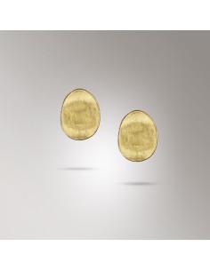 Marco Bicego Lunaria Orecchini in oro giallo ref: OB1344