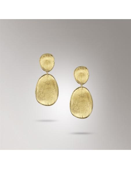 Marco Bicego Lunaria Orecchini in oro giallo ref: OB1345