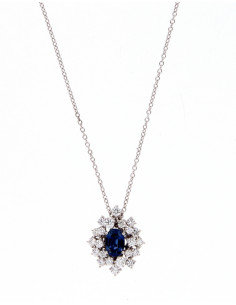 DAMIANI MIMOSA necklace in...
