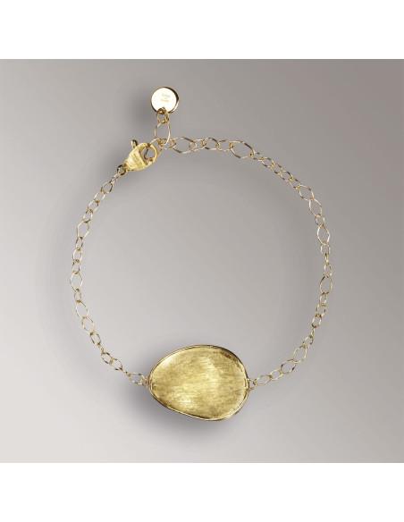 Marco Bicego Lunaria Bracciale oro giallo ref: BB1764