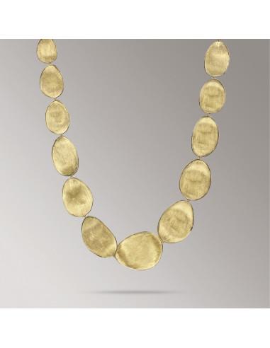 Marco Bicego Lunaria Collana in oro giallo ref: CB1778