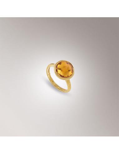 Marco Bicego Jaipur Anello in oro giallo ref: AB586-QG01