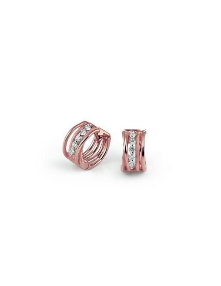 ANNAMARIA CAMMILLI SETA orecchini oro e diamanti Ref: GOR2556P
