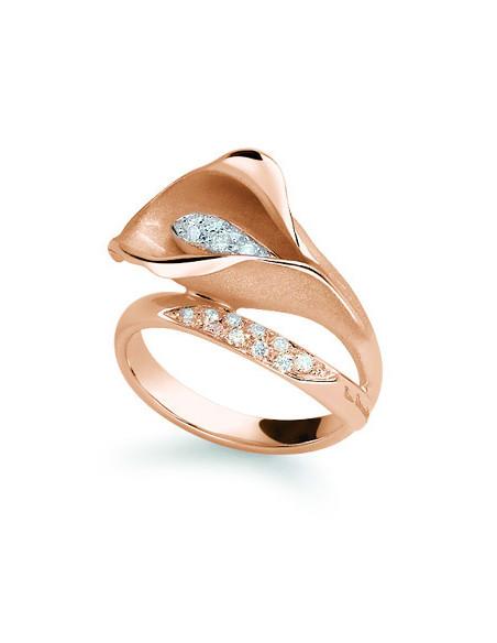 ANNAMARIA CAMMILLI CALLA anello oro e diamanti Ref: GAN0233J