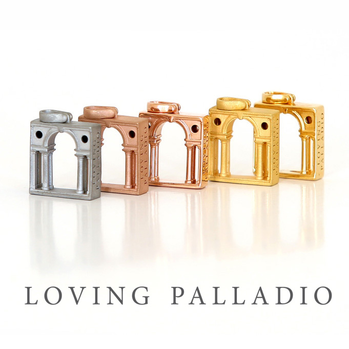 Gioielli by Loving Palladio
